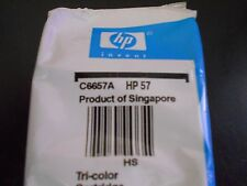 GENUINE HP 57 C6657 COLOR INK CARTRIDGE