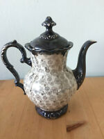 beautiful antique/vintage bavaria teapot stunning collectable german china