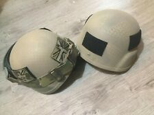 In-Date ACH Ballistic Level IIIA Helmet UKSF Airsoft made with Kevlar Small