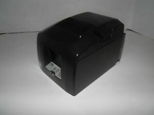 Star TSP650II Thermal POS Receipt Printer w PS Bluetooth 654IIBI2 Refurbished