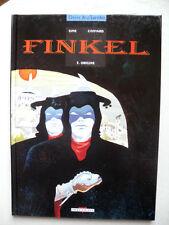 GINE CONVARD FINKEL TOME 5 ORIGINE EO EN TTBE