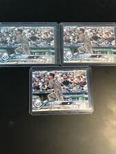New Listing2018 Topps Update Austin Meadows Rookie Lot x3