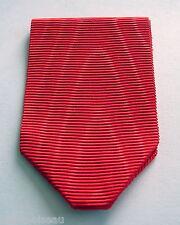 FRANCE: Ruban NEUF plié, pour médaille de chevalier de la Légion d'honneur.