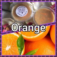 Handmade Highly Scented Wax Melts - 45gm Pot - Orange