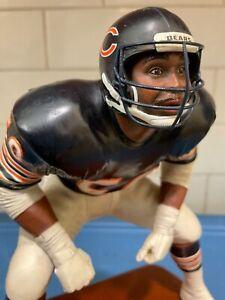 Danbury Mint  -  Chicago Bears Mike Singletary