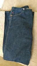 Ladies Levi's 565 Straight Boot Cut Jeans W32 L34 Parallel Waist Excellent!!