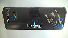 Bernzomatic 7pc Solid Brass Torch Kit Propane