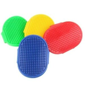 Pet Grooming Brush Cat Dog Detangling Massage Rubber Pad For All Hair