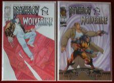 Deathblow & Wolverine #1-2 - Comic Books - Mini Series - Image Comics 1996