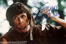 Sylvester Stallone ++Autogramm++ ++RAMBO++