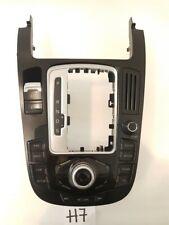 Bedieneinheit 8T0919609F WFX Bedienelement MMI 3G Audi Multimedia System Orig.