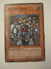 Yu-Gi-Oh Exiled Force SD5-EN010 Earth Card, Excellent (011-56)