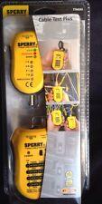 NEW -Gardner Bender TT64202 Coax Cable Tester, Yellow/Black