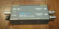 Used Aja D4E Serial Digital Encoder. Sdi to Composite or Yc