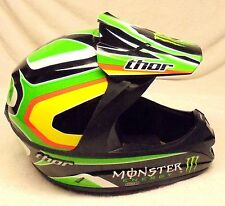 Thor Monster Energy Motorcycle Helmet