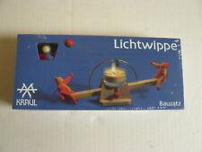 Lichtwippe / Kerzenwippe / Feuerschaukel - von Kraul. Neu und OVP