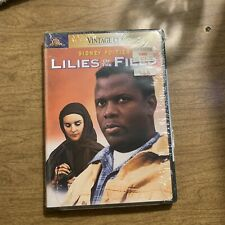 Lilies of the Field (DVD 1963) Sidney Poitier, Lilia Skala, Brand New Sealed!!