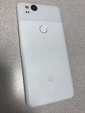 Google Pixel 2 - 64GB - Clearly White (Verizon) Smartphone (Great condition)