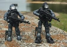 MEGA BLOKS 06824 CALL OF DUTY NAVY SEAL Micro Figures # 3 & 4