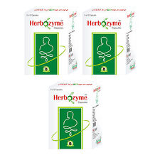 Herbal Remedies For Stomach Disorders To Improve Digestion 150 Herbozyme