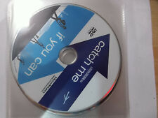 Catch me if you Can  (JUST DISC)(DVD) Free  postage