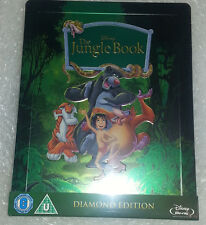 The Jungle Book / Das Dschungelbuch Limited Blu-Ray Steelbook | Disney | NEU NEW