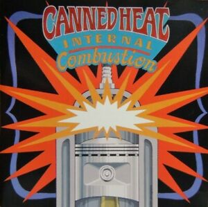 Canned Heat - Internal Combustion (CD)
