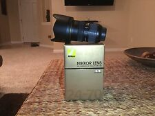 Nikon NIKKOR 24-70mm f/2.8 ED G AS SWM IF N M/A AF-S Lens