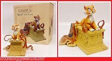 ISHANTI Ramses statue CRISSE statuette Chat Besson figurine 699ex Attakus #NEUF