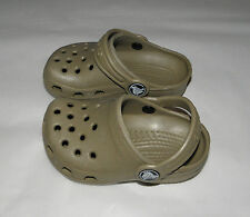 b0857664039262 Crocs Boys Rubber Baby   Toddler Shoes