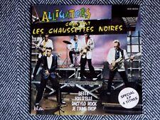 """ALLIGATORS chantent les Chaussettes Noires - Betty / Dactylo rock - 7"""" / 45T"""