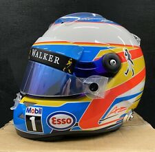 Fernando Alonso 2015 Helmet F-1 Formula 1 Full Size Schuberth Official Replica