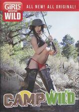GIRLS GONE WILD-CAMP WILD (DVD, 2017)