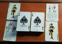 Enchanting Playing Cards Double Deck USPCC Congress Horses Thoroughbreds Flats