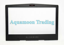 """892VY OEM Dell Alienware 15 R3 W/ FHD Laptop LCD Front Trim Cover 15.6"""" Bezel"""