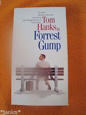 Forrest Gump Vhs 1995 ~ Tom Hanks ~ Sally Field ~ Gary Sinise ~ Robin Wright