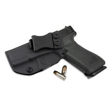 KYDEX IWB Holster fits Glock 19 19x 23 32(Gen 1-5) Carry Right Hand Draw