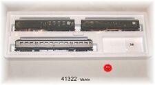 Märklin 41322 Eilzugwagen-Set 2 der DB 3-teilig #NEU in OVP#