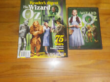 Wizzard of Oz DVD & Reader's DIgest Magazine Judy Garland