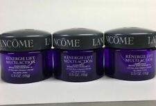 LOT OF 3 x LANCOME RENERGIE LIFT MULTI-ACTION SPF15 DAY CREAM