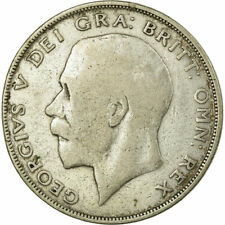 [#734259] Coin, Great Britain, George V, 1/2 Crown, 1923, VF(20-25), Silver