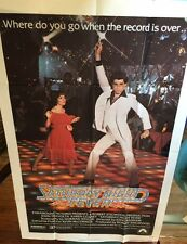 SATURDAY NIGHT FEVER: ONE SHEET FILM POSTER