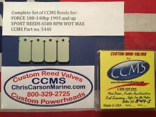 CCMS Force Sport Outboard Reed Reeds 100-140 hp 1993-up PN544S