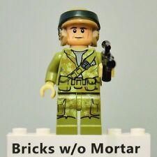 New Genuine LEGO Endor Rebel Trooper 1 Minifig with Blaster Gun Star Wars 75094