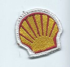 Shell Oil Co driver/employee patch 1-7/8 X 1-7/8 SMALL SIZE #2192