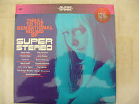 SUPER STEREO LP THRILL TO THE SOUND OF cbs pr 1 N/M