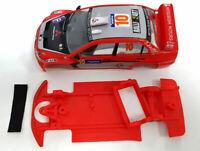 Chasis Mitsubishi Lancer AW Mustang compatible con Ninco carroceria no incluida