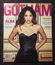 2008 Feb GOTHAM Magazine NM - Jessica Alba - The Eye