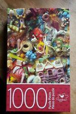 Rare Cardinal 1000 Pce Jigsaw Puzzle: Tiny Toys (brand new and sealed)