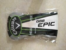 2017 Callaway Gbb Epic Driver Cover Headcover